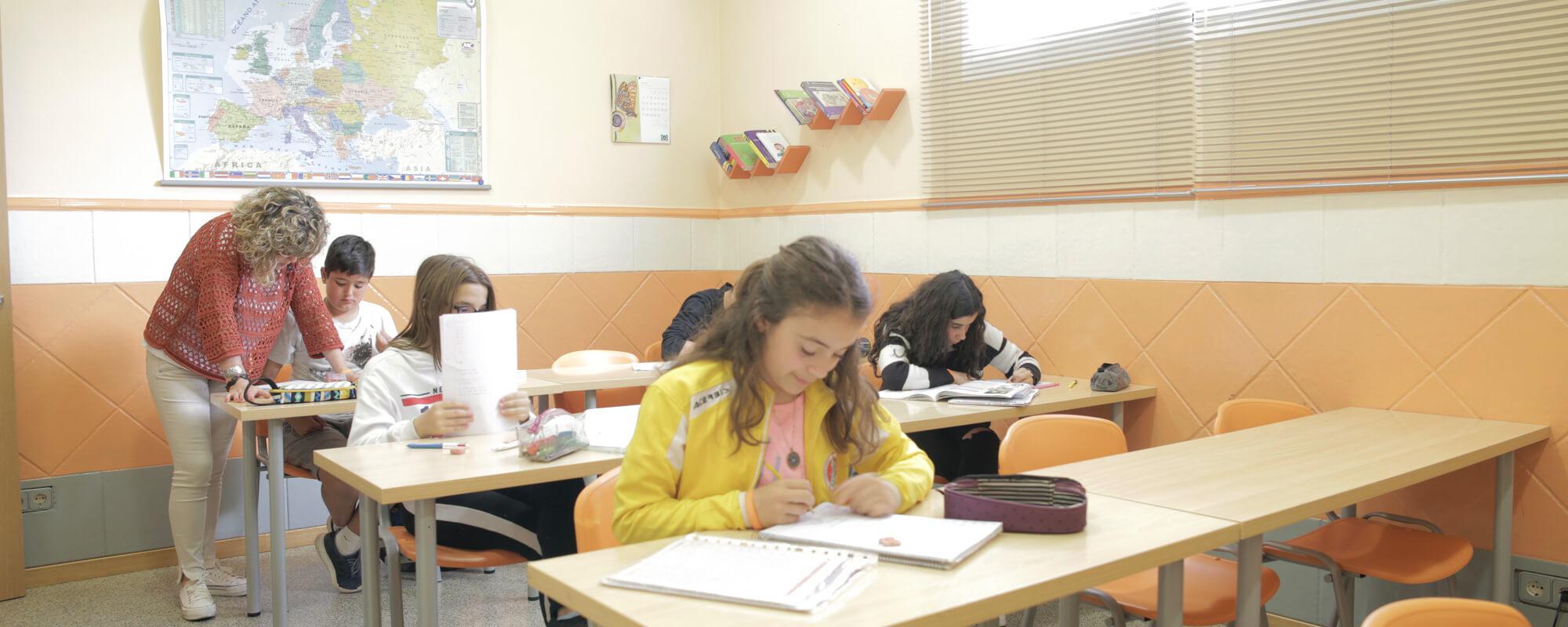 Aulas de estudio supervisadas en Navarrete