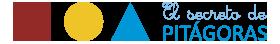 Logotipo de la academia El Secreto de Pitágoras